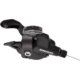 SRAM X4 Trigger Gear Lever rear/right 8-speed black
